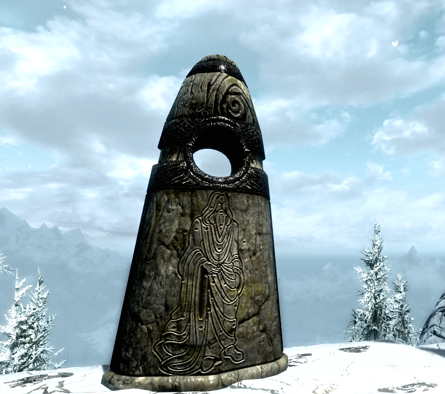 how to add standing stones using console commands
