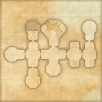 Базилика Заводного города 1 этаж (план)