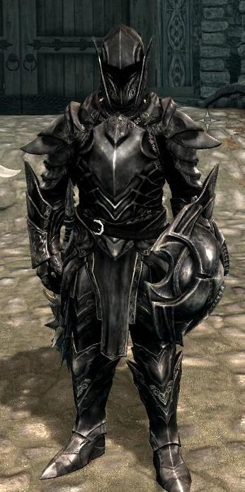 Ebony Armor (Skyrim) | Elder Scrolls | FANDOM powered by Wikia