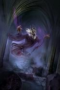 Faded Wraith Art