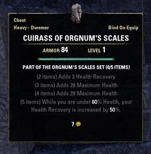 Orgnum's Scales