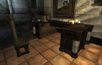 Permanent Retirement Desk
