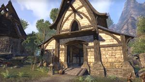 Здание в Разрыве Рассвета 1