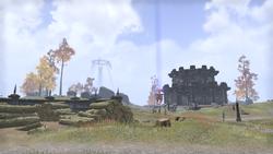 Лесопилка форта Эльсвелл