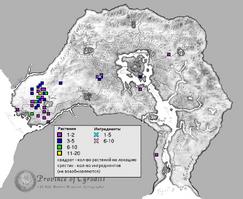 Манжетка карта