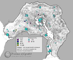 Тыква карта