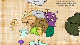 Mappa del Nirn