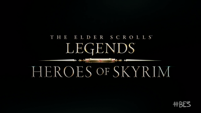TES Legends Heroes of Skyrim