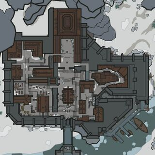 Mapa Wichrowego Tronu