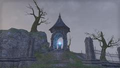 Дорожное святилище Ведьминой топи