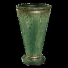 Зелёный стакан