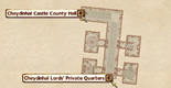 Cheydinhal Castle Private QuartersInteriorMap