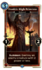 Daedric High Priestess DWD