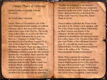 House Tharn of Nibenay Pages 1-2