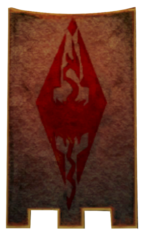 File:Imperial Cult Banner - Morrowind.png