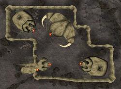 Поместье Индарис (план)