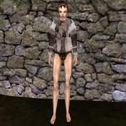 Простая рубашка (Morrowind) 1 (жен)