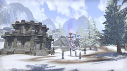 Шахта форта Коготь Дракона