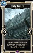City Gates DWD