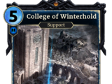 College of Winterhold (Legends)