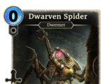 Dwarven Spider (Legends)