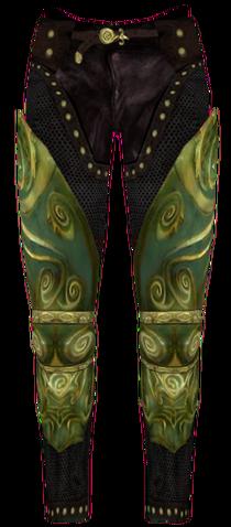 File:Elven Greaves (Oblivion) Female.png