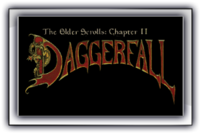 Logo The Elder Scrolls Daggerfall 2
