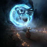 Mages Guild Conjurer card art
