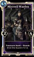 Mistveil Warden DWD