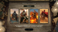 Redguard Character Creation Legends