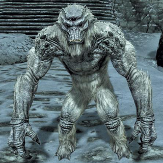 Śnieżny troll
