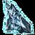 Иконка достижения (голова ледяного атронаха)