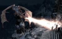 Blades Shot Dragon
