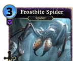 Frostbite Spider (Legends)