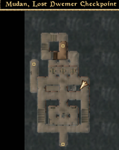 File:Mudan, Lost Dwemer Checkpoint - Interior Map - Morrowind.png