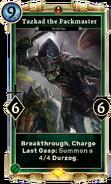 Tazkad the Packmaster (Legends) DWD