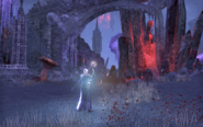 The Dreaming Cave Valsirenn During Opening a Portal