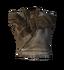 Грубая льняная рубашка