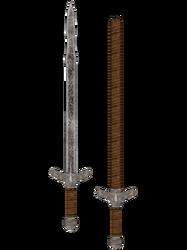 Железный длинный меч (TES IV)