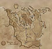 Морровинд (карта)