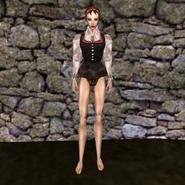 Простая рубашка (Morrowind) 22 (жен)