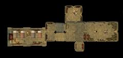 Форт Дариус. План
