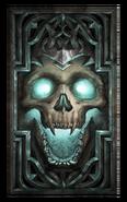 Necromancer card back