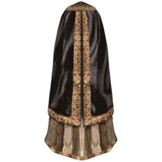 Вычурная юбка 1