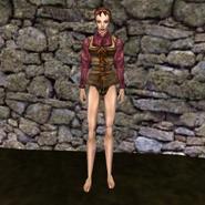 Простая рубашка (Morrowind) 21 (жен)