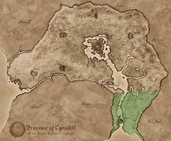 Чёрный лес (карта)