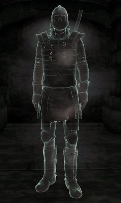 Akavirski Dowódca Mishaxhi (Oblivion)