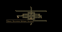 Кузнец (Редоран). Карта