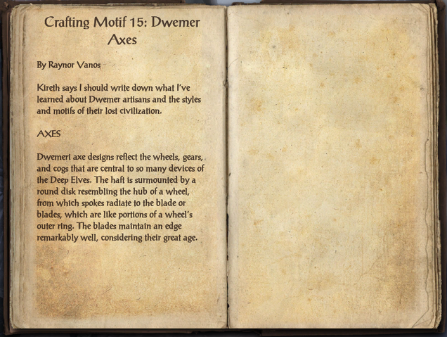 File:Crafting Motifs 15, Chapter 1, Dwemer Axes.png