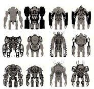 Dwarven Colossus Concept Art (1)